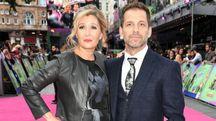 Deborah e Zack Snyder alla premiere londinese di 'Suicide Squad' – Foto: REX SHUTTERSTOCK