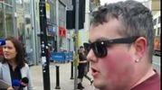 Attentato a Manchester, Brian Malloy (foto Colgan)