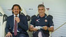 Igor Protti e Claudio Foscarini