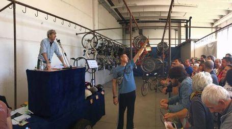 Biciclette (foto di repertorio)