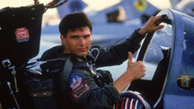 Tom Cruise in una scena di 'Top Gun' (1986) – Foto: Paramount Pictures