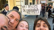 Il selfie di Giorgia Meloni