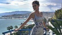 Bianca Balti al Festival di Cannes 2017 (Instagram)