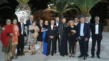 Il gruppo degli avvocati pisani