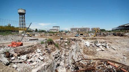 L'ex area industriale