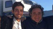 Valerio Andreucci e Olindo Pinciaroli