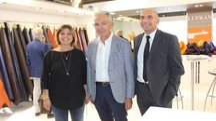 Il presidente Donati con i sindaci Deidda e Toti