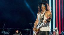 Guns N' Roses, a Imola il 10 giugno (foto Olycom)