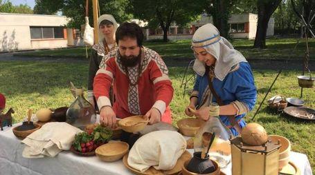 L'occasione per mettere in mostra le tradizioni