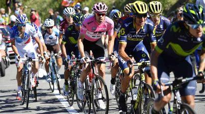 Giro d'Italia 2017 (LaPresse)