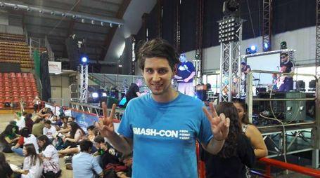 L'organizzatore Francesco Marcantonini