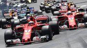F1, il Gp di Montecarlo (Afp)