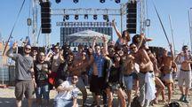 Un'immagine dell'evento