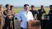 Il leader Nord Coreano Kim Jong Un (Lapresse)