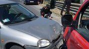 Incidente sul raccordo alle porte di Pistoia (Castellani)