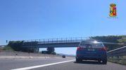 Il viadotto dal quale l'uomo voleva buttarsi