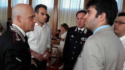 L'incontro con i cittadini a Molinella