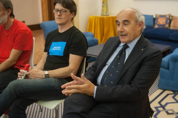 Beppe Boni, vice direttore de il Resto del Carlino (foto Schicchi)