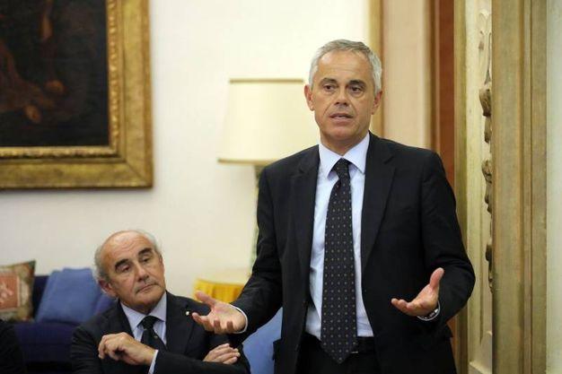 Giancarlo Tonelli, direttore generale di Ascom Bologna (foto Schicchi)
