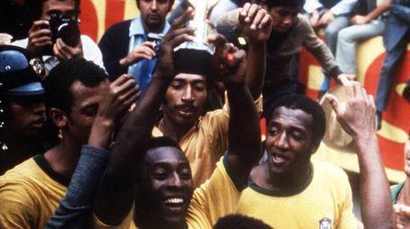 1970 - Il Brasile è campione del mondo di calcio
