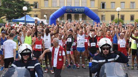 Trofeo Questura di Firenze (foto Regalami un sorriso onlus)
