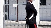 Carabinieri a Sant'Ambrogio di Copparo (foto Businesspress)