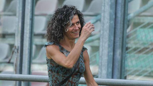 Monica Torreggiani (foto Artioli)