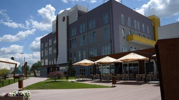 Il centro congressi Spazio Reale a San Donnino