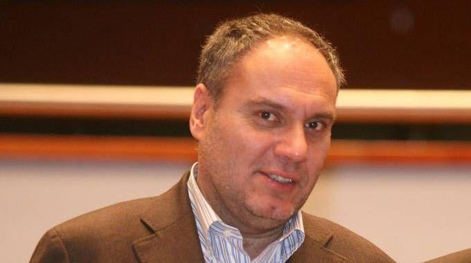 L'ex capogruppo Pd in Regione Marco Monari (foto Schicchi)