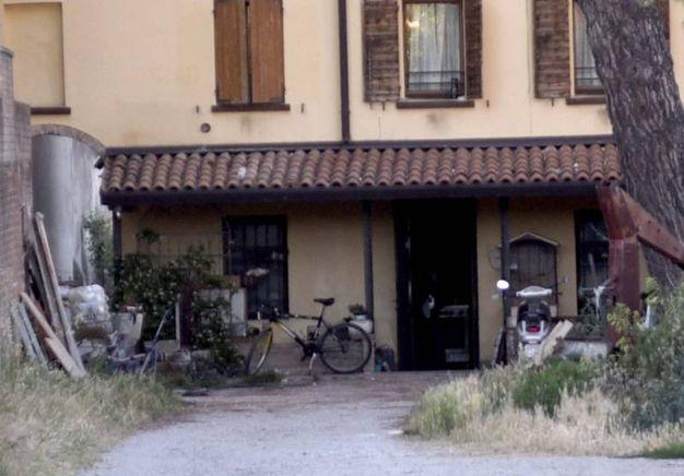 Ferrara, il luogo della tragedia a Migliarino (Foto Businesspress)