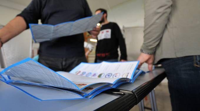 Elezioni comunali 2017. Segui i risultati in tempo reale (foto Castellani)