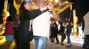 Ballerini alla Notte del liscio (foto Ravaglia)