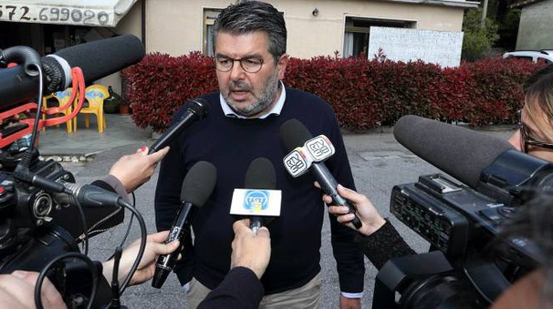 Il sindaco Marco Traversari (foto Goiorani)