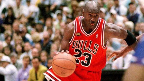 Michael Jordan nel 1998 – Foto: SIPA PRESS