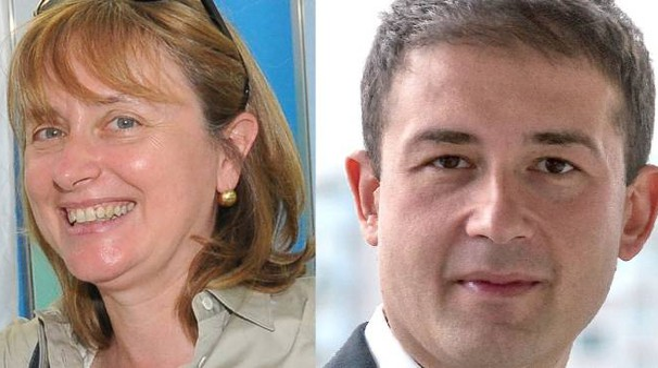 Monica Chittò e Roberto Di Stefano