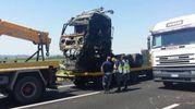 Incidente in A14, chiuiso un tratto di autostrada. Un morto, code e caos