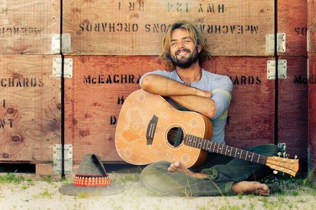 Desio, il cantautore e polistrumentista Xavier Rudd