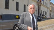 Il rettore del Collegio Ghislieri, Andrea Belvedere (Torres)