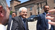Il presidente Segio Mattarella (Torres)
