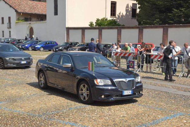 L'auto presidenziale (Torres)
