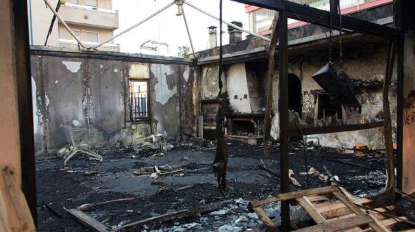 Nel gennaio del 2015 un incendio devastò il centro sportivo