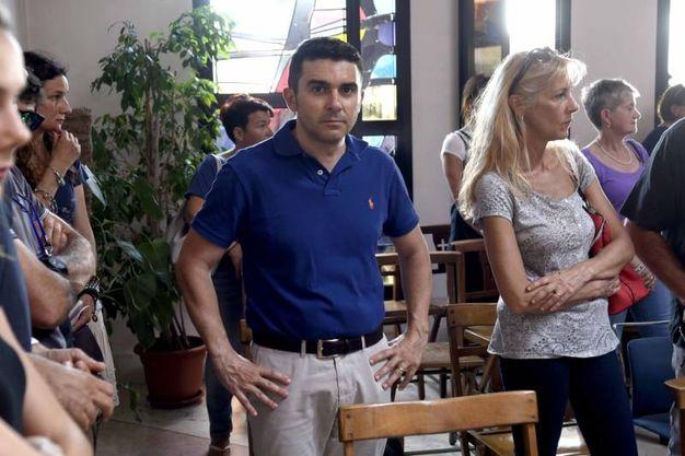 Il sindaco di Berra, Erik Zaghini (foto Businesspress)