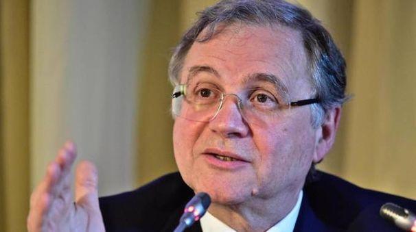 Il governatore della Banca d'Italia Ignazio Visco (Ansa)