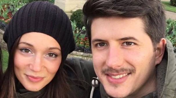 Gloria Trevisan e Marco Gottardi, dispersi a Londra (Facebook)
