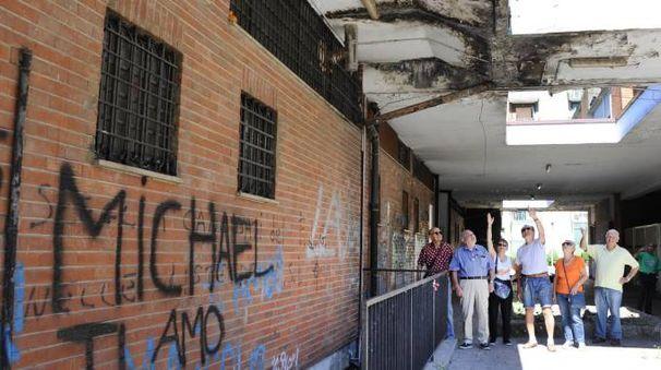 Al Quartiere Lavagna sempre i soliti problemi: topi, muffa e locali abbandonati