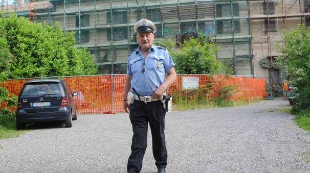 La polizia locale di Vittuone
