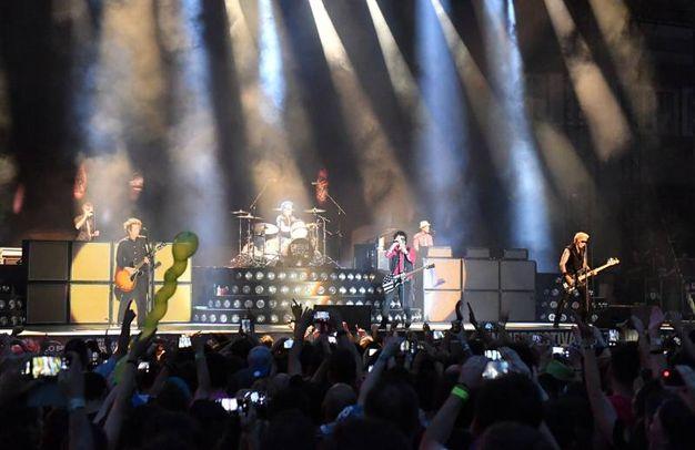 Un momento del concerto (Foto Alcide)