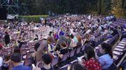 L'attesa del concerto (Foto Zeppilli)