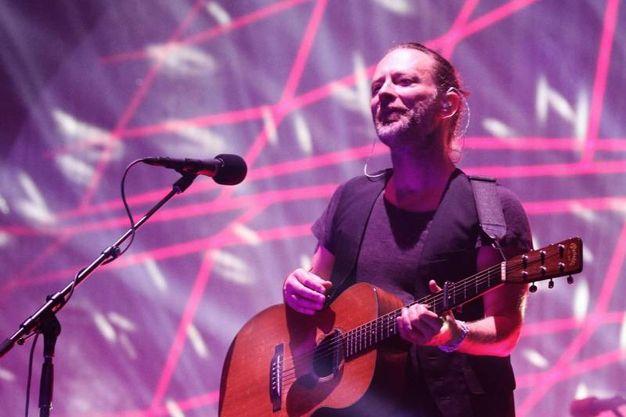 Thom Yorke (Tania Bucci / New Press Photo)