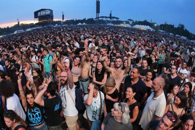 Il pubblico (Tania Bucci / New Press Photo)
